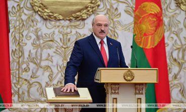 Tajna inauguracja Łukaszenki na 6. kadencję. Bez zapowiedzi i transmisji na żywo