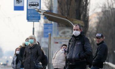 Prezydent Zełenski podpisał ustawę o karach za brak masek w miejscach publicznych