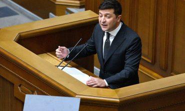 Niewykluczone, że Zełenski będzie chciał zrezygnować z urzędu