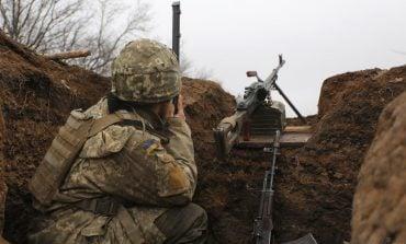 W Donbasie ranny został ukraiński żołnierz