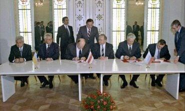 29 lat temu w Puszczy Białowieskiej rozpadł się Związek Radziecki