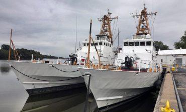 """W pierwszej połowie roku na Ukrainę przypłyną z USA kutry patrolowe klasy """"Island"""""""
