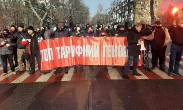 Na Ukrainie ponowne protesty społeczne z powodu podwyżek opłat komunalnych