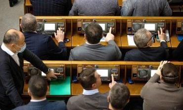 """Sondaż: na czele preferencji wyborczych partia """"Sługa Ludu"""" z niewielką przewagą nad prorosyjską """"Platformą"""""""