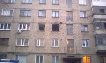 """Ługańsk: eksplozja w budynku mieszkalnym, zamieszkiwanym przez komendanta """"Milicji Ludowej Ługańskiej Republiki Ludowej"""". Wybuch gazu czy zamachach?"""