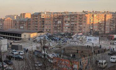 Silna eksplozja we Władykaukazie. Runął supemarket