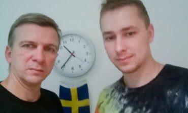 Ambasada Szwecji w Mińsku od pięciu miesięcy ukrywa dwóch Białorusinów