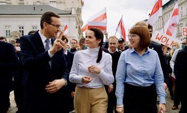 Polscy dyplomaci w Brukseli domagają się uruchomienia planu wsparcia Białorusi