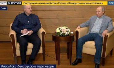 Łukaszenka nie zdążył zanotować wszystkich instrukcji Putina. Dziś musiał wykonać telefon na Kreml