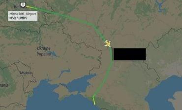 Avia.pro: Samolot Łukaszenki nie wpuszczony w przestrzeń powietrzną Ukrainy