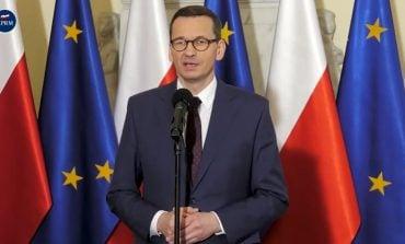 Premier Morawiecki do białoruskich władz: przestańcie traktować Polaków jak zakładników (WIDEO)