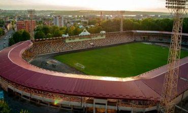 Rada miejska w Tarnopolu nazwała stadion miejski ku czci Szuchewycza