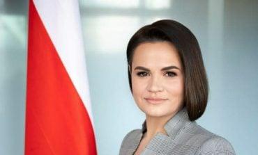 """Białorusini obchodzą Dzień Wolności. Tichanowska przyznaje: """"wcześniej nie uważałam 25 marca za ważną datę"""""""