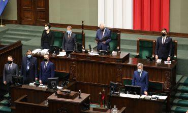 Sejm RP przez aklamację przyjął uchwałę w sprawie prześladowania Polaków na Białorusi