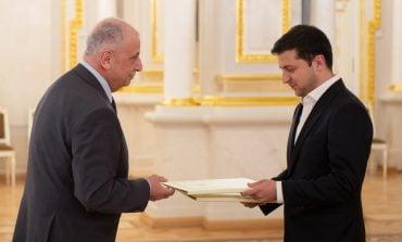 Gruziński ambasador powróci na Ukrainę