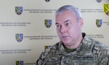 Dowódca Operacji Połączonych Sił: Obecnie nie ma zagrożenia atakiem militarnym ze strony Rosji