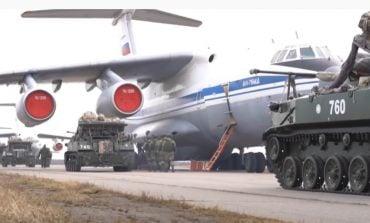 Rosja rozpoczęła potężne ćwiczenia wojskowe na Krymie. Dowodzi nimi sam minister Szojgu (WIDEO)