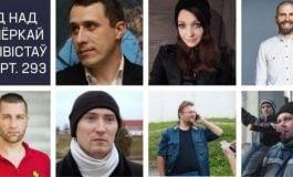 Białoruś: Ruszył tajny proces lidera chrześcijańskich demokratów i działaczy Europejskiej Białorusi