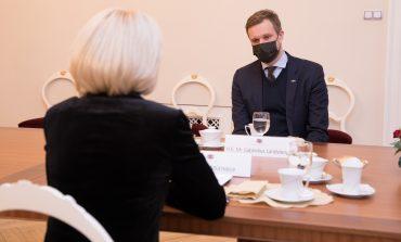 MSZ Litwy uważa, że na reżim Łukaszenki skutecznie wpłyną sankcje sektorowe