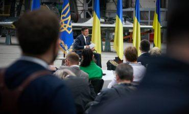 Od Putina do Kliczki - konferencja prasowa prezydenta Zełenskiego