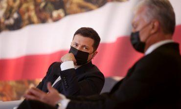 Zełenski: wstąpienie Ukrainy do Unii Europejskiej wzmocni tę wspólnotę
