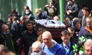 Białorusini pożegnali zamordowanego w kolonii karnej opozycjonistę