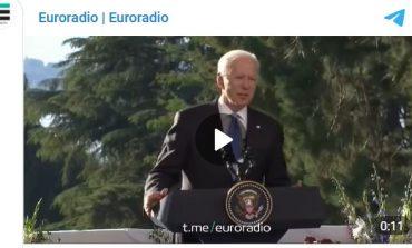 Biden, Putin, Białoruś