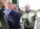 Łukaszenka: w razie zagrożenia Państwa Związkowego ściągniemy na Białoruś rosyjskie wojsko