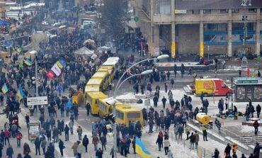 Komentarz kancelarii ukraińskiego prezydenta do słów Putina o tym, że USA były organizatorem Majdanu Niepodległości