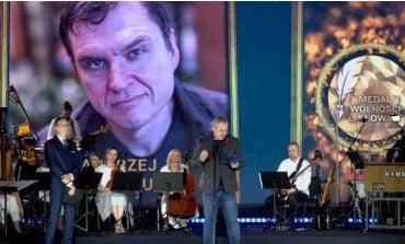 Andrzej Poczobut laureatem Medalu Wolności Słowa
