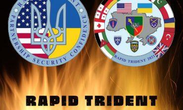 Na Ukrainie rozpoczęły się ćwiczenia Rapid Trident-2021