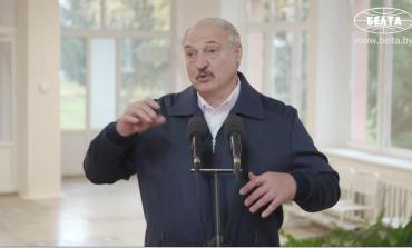 Łukaszenko poinformował, że koronawirus może zwalczać choroby onkologiczne